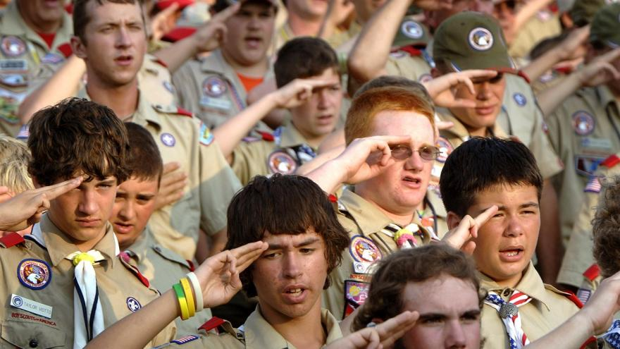 boyscout sexual abuse